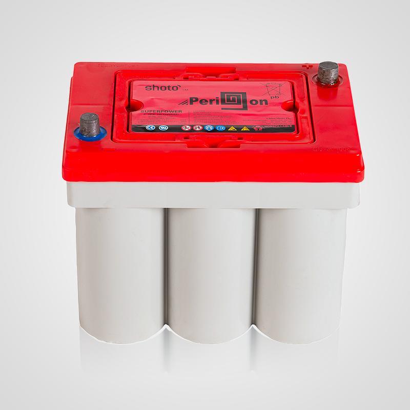 起动型卷绕纯铅电池(25AH-75AH)